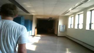getlinkyoutube.com-We Go To An Abandoned High School.wmv
