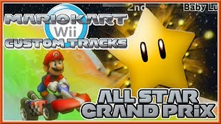 getlinkyoutube.com-Mario Kart Wii Custom Tracks - All Star Grand Prix