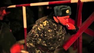 getlinkyoutube.com-Зеленые человечки.... Крым, украинская военная часть...