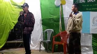 Nongpoh JD. Khasi rap song