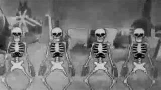 getlinkyoutube.com-Spooky Scary Skeletons