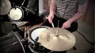 getlinkyoutube.com-Stardust - Music Sounds Better With You (Drum Cover)