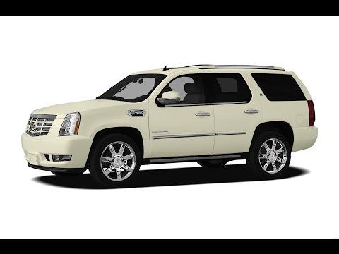 Замена лобового стекла на Cadillac Escalade в Казани.