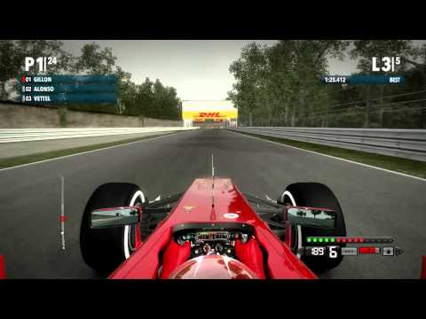 F1 2012 Gameplay - Champions Mode - Fernando Alonso