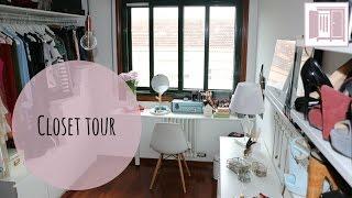 getlinkyoutube.com-CLOSET TOUR | PASO A PASO