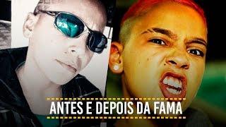 MC PIKACHU ANTES E DEPOIS DA FAMA