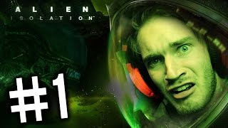 getlinkyoutube.com-Alien: Isolation - Gameplay - Part 1 - (Playthrough / Walkthrough ) - SO DAMN EXCITED FOR THIS GAME!