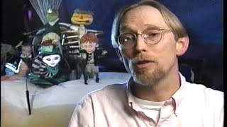 getlinkyoutube.com-James and the Giant Peach – Look at the Making of the Film (1997) Promo (VHS Capture)
