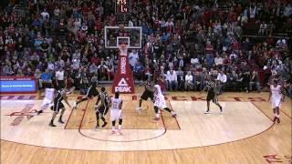 getlinkyoutube.com-Top 10 NBA Plays: February 2015