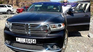 getlinkyoutube.com-Dodge Durango 2014 دودج دورانجو