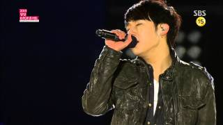 getlinkyoutube.com-[HD] 130302 Yang Yang K-POP Concert Kim Sunggyu - I Need You + INFINITE H - Special Girl