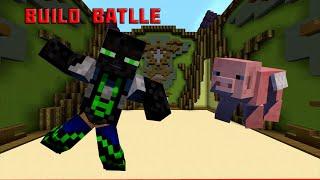 getlinkyoutube.com-Minecraft  קרב בניות- חזיר מעופף