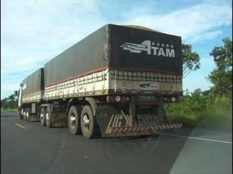 Scania Carretas , Minha Paixao  a Estrada