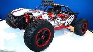 getlinkyoutube.com-RC ADVENTURES - Losi DBXL 4x4 Buggy - Unboxing (Gas Powered, 1/5th Scale Desert Buggy XL)