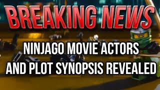 getlinkyoutube.com-BREAKING NEWS: Ninjago (2017) Plot Synopsis and Voice Actors Revealed