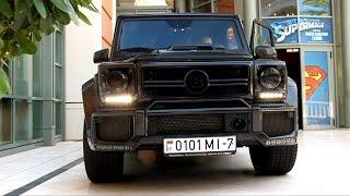 getlinkyoutube.com-700HP Brabus Mercedes G63 sound!