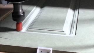 getlinkyoutube.com-CNC MDF,Door,Kitchen
