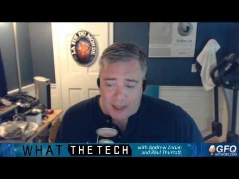 What The Tech Ep. 164  The Right Tablet Size 5-7-13