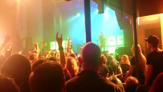 Bullet for my valentine live in Hannover 1.11.2015