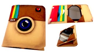 getlinkyoutube.com-DIY crafts: instagram felt case tablet or ipad easy cheap crafts - handmade - Youtube - Isa ❤️
