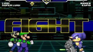 getlinkyoutube.com-Luigi's MUGEN Survival Part 4!!!