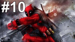 getlinkyoutube.com-Deadpool Gameplay Walkthrough Part 10 No Commentary