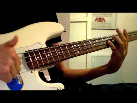 Advanced Slap Bass Lesson 1 - Victor Wooten Style Hammer on Slap