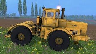 getlinkyoutube.com-Farming Simulator 2015 Mod - Kirovets K700A Tractor
