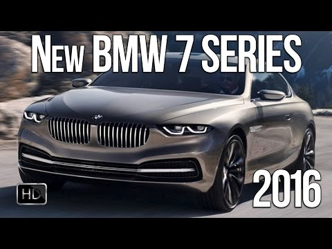 BMW 7 New