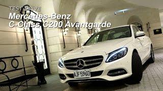 getlinkyoutube.com-Mercedes-Benz C-Class C200 Avantgarde 成熟穩重好爸爸 試駕