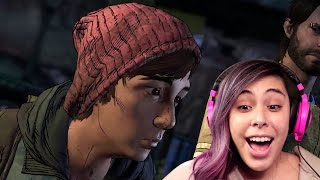 HE'S ALIVE! - The Walking Dead: A New Frontier Ep2 Pt.3