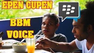 getlinkyoutube.com-Epen Cupen - BBM VOICE