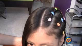 getlinkyoutube.com-Peinados para niñas