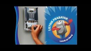Cara Memasukkan Kode Rahasia Meteran Listrik Prabayar (Token) PLN
