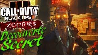 """Black Ops 3 Zombie """"Shadow Of Evil"""" ! Découverte Secret & Easter Egg !"""