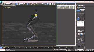 getlinkyoutube.com-Beginner's Guide to 3ds Max -- 11: Rigging and Skinning