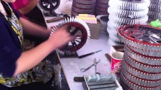 getlinkyoutube.com-e-bike hub motor factory visit