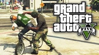 getlinkyoutube.com-GTA 5 THUG LIFE #58 - STEALING FROM GANGSTAS! (GTA V Online)