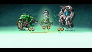 getlinkyoutube.com-Mutants Genetic Gladiators (Random Mutants) Part 131