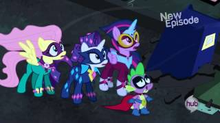 First encounter with the Mane-iac - Power Ponies full scene