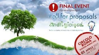 Smart Gioiosa - Cerimonia di premiazione - www.canalesicilia.it
