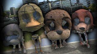 getlinkyoutube.com-DRAWKILL DOGGIES! | Five Nights at Freddy's GMod