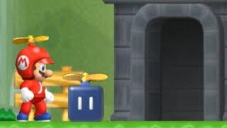 Another Super Mario Bros Wii Walkthrough - Part 1 - World 1