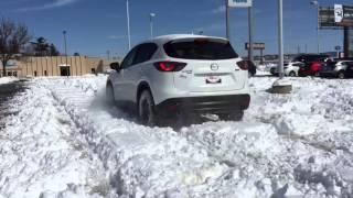Mazda CX-5 'Snow Problem'