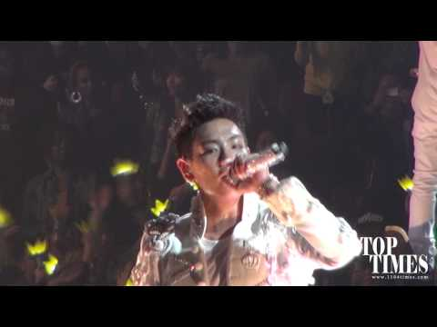 121102 BIGBANG ALT IN LA-HOW GEE-TOP ver.