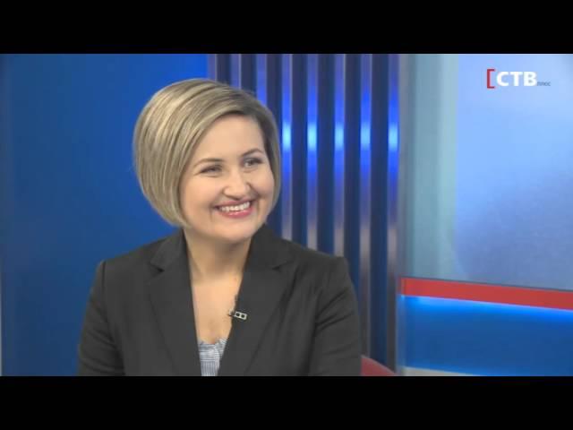Министр энергетики, промышленности и связи Ставрополья Виталий Хоценко стал гостем программы «Актуальное интервью» на телеканале «СТВ»