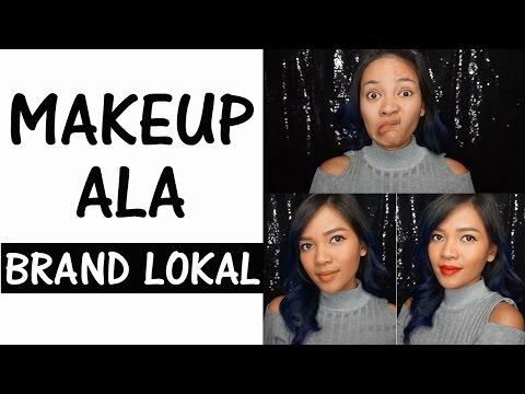 Natural Makeup Ala Brand Lokal