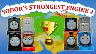 getlinkyoutube.com-Sodor's Strongest Engine 4 | Thomas & Friends Trackmaster | Mini Train Version