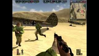 getlinkyoutube.com-Battlefield 1942 Party - Part 1 [HD][HUN] - gamezone05