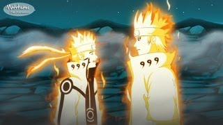 getlinkyoutube.com-Minato and Naruto vs Obito